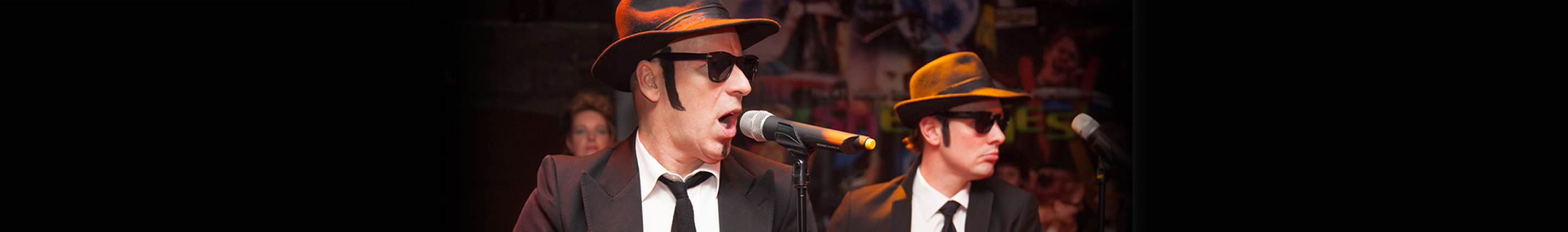 Themafeest Blues Brothers