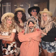 themafeest wild wild west